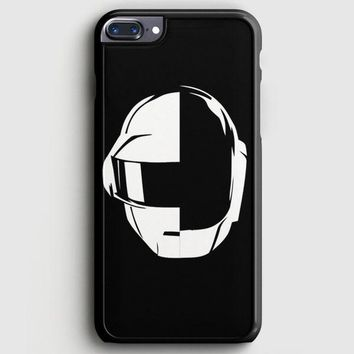 Daft Punk Siluhoute iPhone 8 Plus Case | casescraft