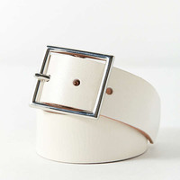 BDG Square Buckle Belt | Urban Outfitters