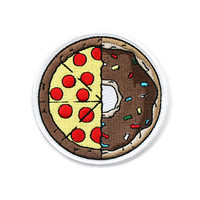 Pizzut Patch - Chocolate