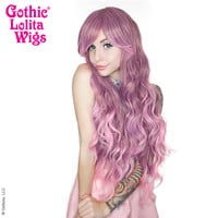 Gothic Lolita Wigs® Classic Wavy Lolita™ Collection- Rose Fade -00610