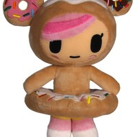 Tokidoki Donutella Plush Toy Multi