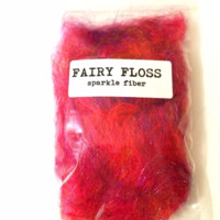 FAIRY FLOSS - Fire Flower, lucious reds