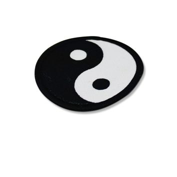 Yin and Yang Patch Embroidered Iron On Patches