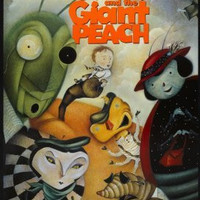 James And The Giant Peach Movie mini poster 11x17 #01
