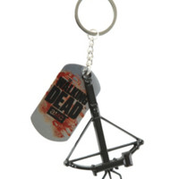 The Walking Dead Crossbow Key Chain