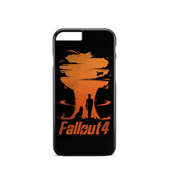 Fallout 4 Explosion iPhone 6 Case