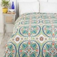 UrbanOutfitters.com > Painted Medallions Duvet Cover