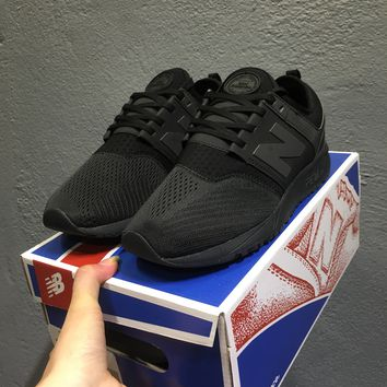 New balance Men Women Comfort breathable mesh casual shoes Sneakers