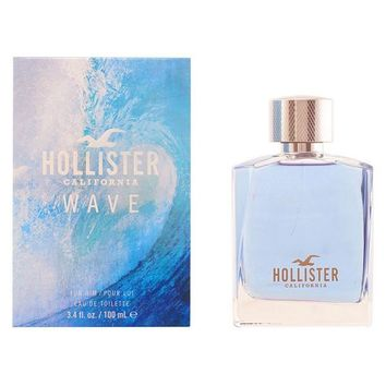 Men's Perfume Wave For Him Hollister EDT