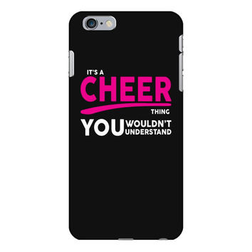 It's A Cheer Thing iPhone 6/6s Plus Case