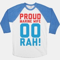 Proud Marine Wife | HUMAN
