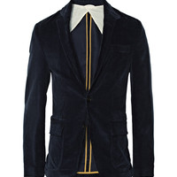 Billy Reid Jonathan Slim-Fit Corduroy Blazer | MR PORTER