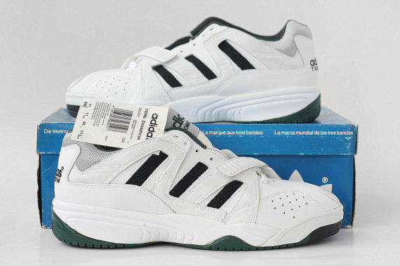 vintage adidas basketball shoes
