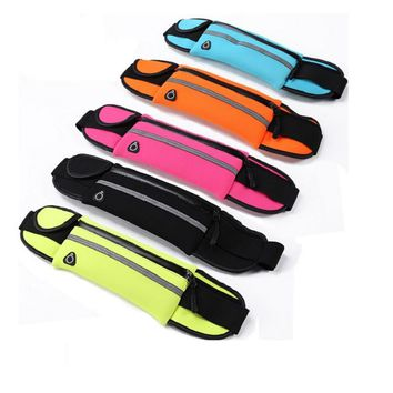 Sport Running Waist Pack Waterproof Belt Adjustable Bag Pouch Phone Cases for Xiaomi Mi5 Redmi 4 3S Note3 Note4 Pro Note4X Mi 5s