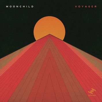 Moonchild ‎– Voyager LP