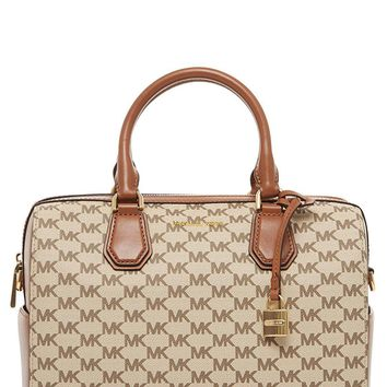 MICHAEL Michael Kors KORS STUDIO Signature Medium Duffle Bag