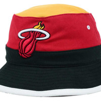 Miami Heat NBA Color Block Bucket