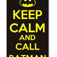 Keep calm and call batman Style Cell Phone Case for iPhone 4/4S iPhone 5/5C/5S iPhone 6 Plus Galaxy S3,S4,S5,Note3 = 1927939140