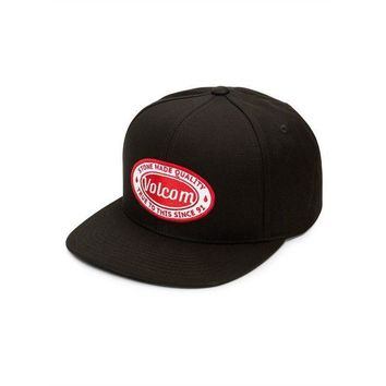 ESBBN8 Volcom Cresticle Snapback Hat