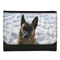 German Shepherd Wallet