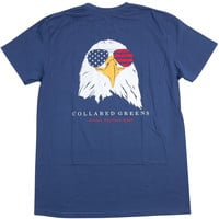 Bald Eagle Short Sleeve T-Shirt