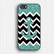 gliter printing anchor Iphone 5c cases, iphone 4s cases, iphone 4 cases,iphone 5s cases,iphone 5 cases,gifts chosen