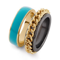 2-pack Rings - from H&M