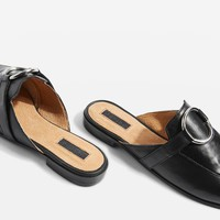 KOKONUT Leather Mules - Shoes