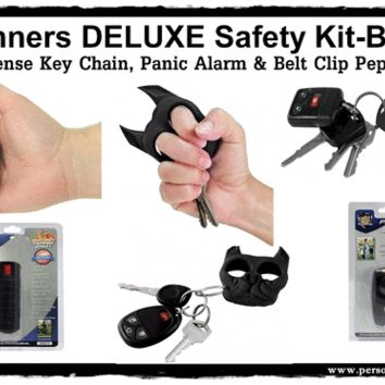 Runners DELUXE Safety Kit-Black