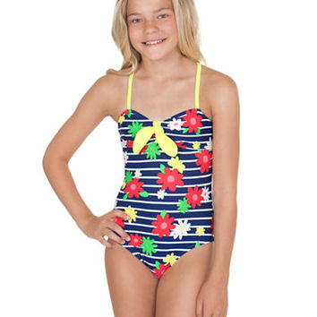 Gossip Girl Girls 7-16 Endless Summer One-Piece Swimsuit