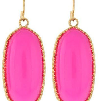Dangle Darling Earrings | Pink