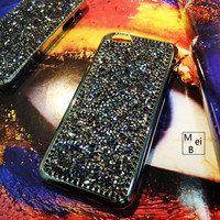i6 6S 4.7 Bling diamond case For apple iphone 6 6s plus 5.5 Crystals Phone Case back cover -0318