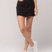 FULL TILT Twill Mini Skirt