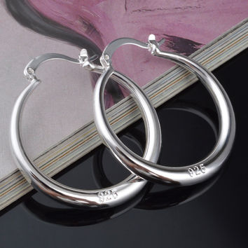 Sterling Silver Arielle Earrings