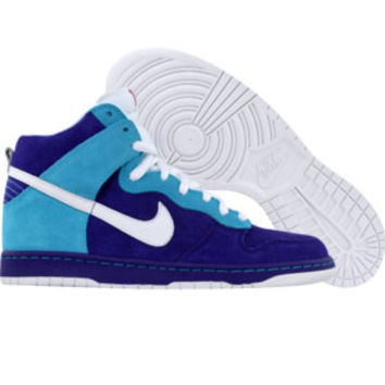 Nike Dunk High Pro SB - Oceanic Airlines (germain blue / white / chlorine blue) Shoes 305050-400 | PickYourShoes.com