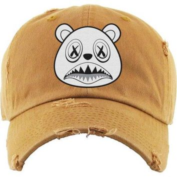 Ghost Baws Chutney Dad Hat - Jordan Wheat Golden Harvest