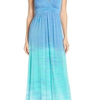 Hard Tail Cutout Back Jersey Maxi Dress | Nordstrom