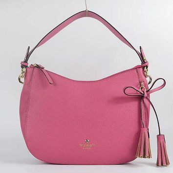 Kate Spade Women Leather Multi Color Handbags