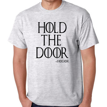 Hold the door Hodor Men's T-Shirt