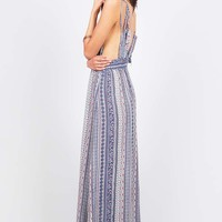 Trek Breeze Maxi Dress