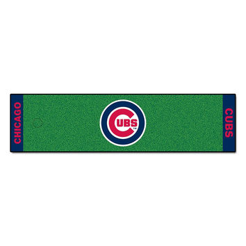 Chicago Cubs MLB Putting Green Runner (18x72)