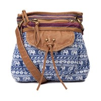 Womens Elephant Crossbody Handbag