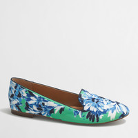 factory printed nylon cara loafers : Loafers | J.Crew Factory