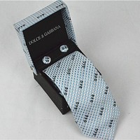 Boys & Men Dolce&Gabbana Classic Formal Tie Necktie