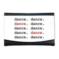 dance. Mini Wallet