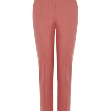 COMPACT COTTON TROUSER