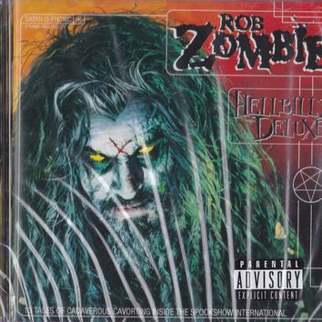 Rob Zombie | Hellbilly Deluxe | New Music CD