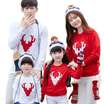 Christmas Sweater Family Outfits