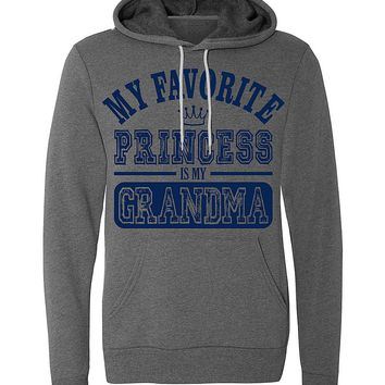 My Favorite Princess Is My Grandma Hoodie