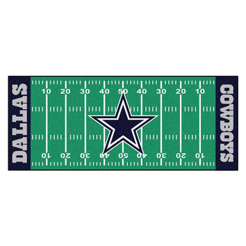 Dallas Cowboys NFL Floor Runner (29.5x72)